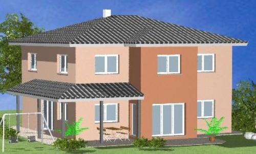 Einfamilienhaus maria homolka hausbau gmbh for Einfamilienhaus bauplan