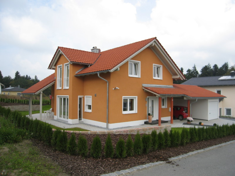 Homolka Energiesparhäuser